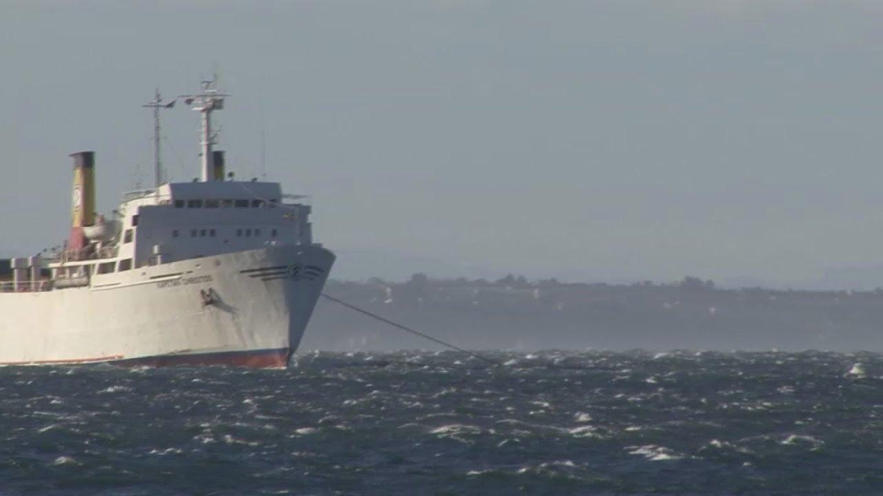 Στη Θεσσαλονίκη το πλοίο με τα εκρηκτικά του «Ανδρομέδα» από το Ηράκλειο