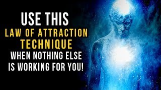 The Most POWERFUL Law Of Attraction Technique to MANIFEST What You Want FAST! (Neville Goddard)