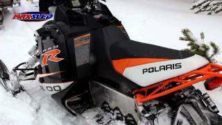1. MaxSled.com 2012 Polaris Rush Pro-R