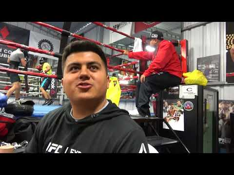 is sparring the best part of rgba? EsNews Boxing