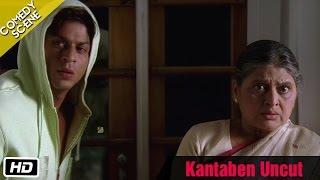 Video Kantaben Uncut - Comedy Scene - Kal Ho Naa Ho - Shahrukh Khan, Saif Ali Khan & Preity Zinta MP3, 3GP, MP4, WEBM, AVI, FLV Juli 2018