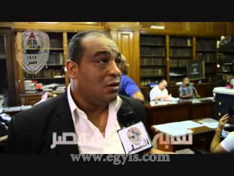 نورى: مظلات امام خزينة محكمة مصر الجديدة حماية للمحامين من الشمس