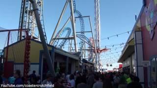 Galveston (TX) United States  City pictures : Galveston Historic Pleasure Pier (HD Park Tour) Galveston Texas