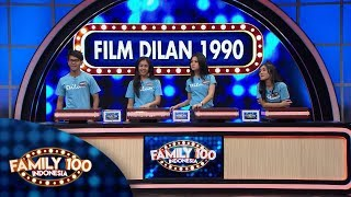 Video Apakah Tim Film Dilan 1990 bisa menyapu bersih? - PART 2 - Family 100 Indonesia MP3, 3GP, MP4, WEBM, AVI, FLV Desember 2018