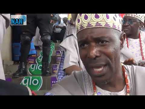 Saraki, others attend Ojude-Oba Festival