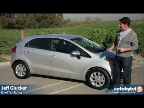 2012 Kia Rio: Video Road Test and Review