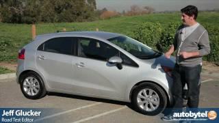 2012 Kia Rio Test Drive&Car Review