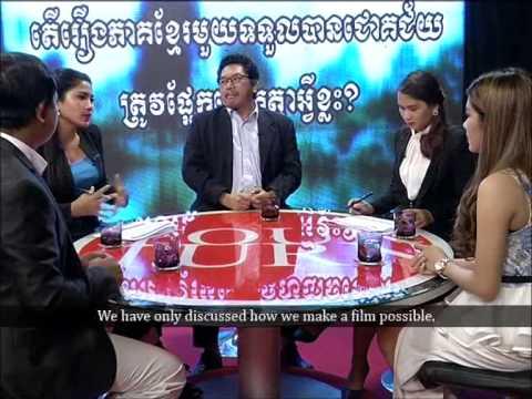 Your Turn CTN 2015 #14 Khmer drama replace foreing drama