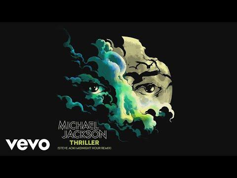 Michael Jackson - Thriller (Steve Aoki Midnight Hour Remix) [Audio]