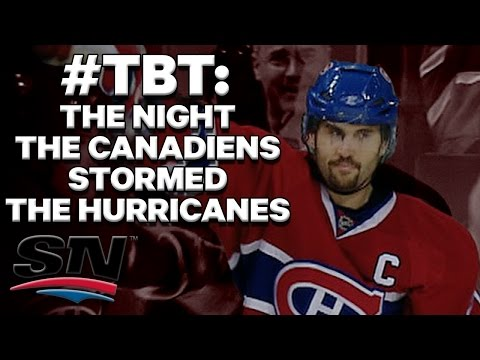 Video: #TBT: 7 different Canadiens score & the Price 'Chuckle'