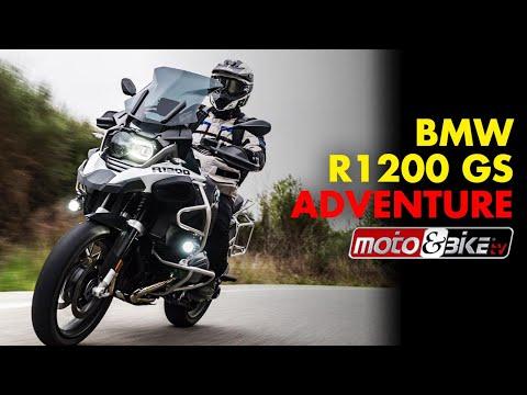 BMW R 1200 GS Adventure 2018