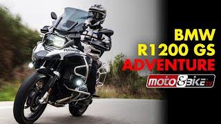 2. BMW R 1200 GS Adventure 2018 (English Subtitles)