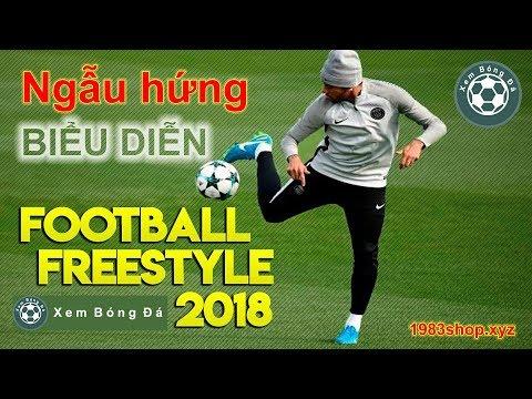 Football Freestyle Skills 2019 - Đỉnh cao biểu diễn ngẫu hứng đường phố @ vcloz.com
