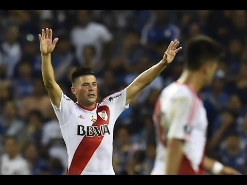 Gol de Moreira en triunfo de River Plate