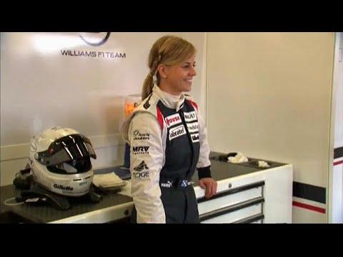 Ένα «βήμα» πριν το τιμόνι στη F1 οι γυναίκες