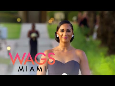 WAGS Miami   Darnell Nicole Tears Up During Ashley & Philip's Wedding   E!