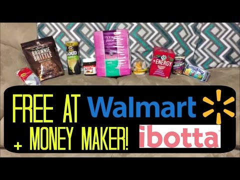 I GOT ALL THIS FOR FREE + MADE MONEY!! Coupons at WALMART