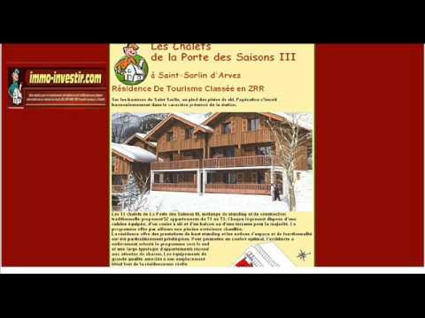comment financer chalet