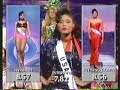Miss Universe 1990- Parade of Nations (Part 1)