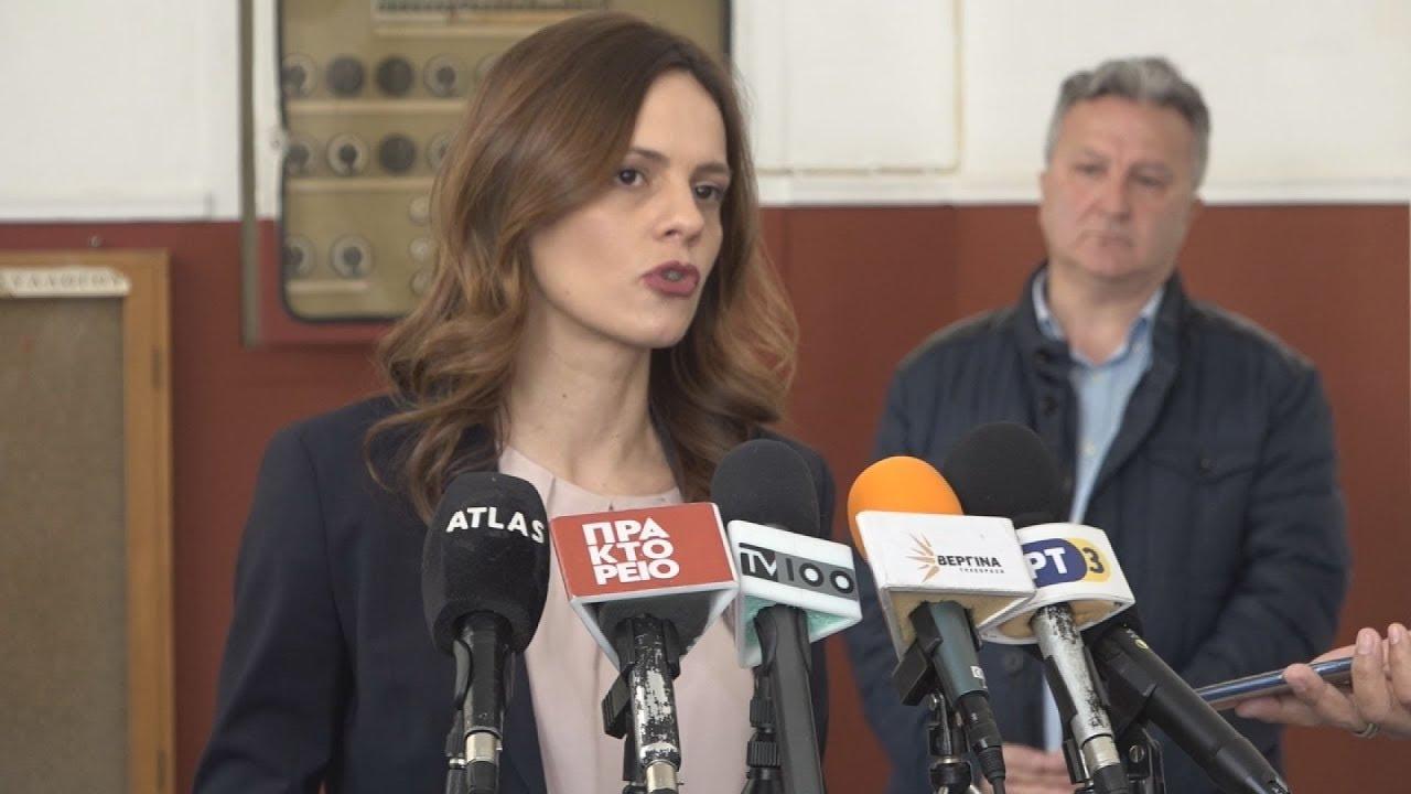 """Έφη Αχτσιόγλου: Αρχές Απριλίου θα """"ανοίξει"""" η πλατφόρμα για τη ρύθμιση χρεών στα ασφαλιστικά ταμεία"""