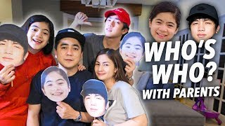 Video WHO'S MOST LIKELY TO?! WITH PARENTS | Ranz and Niana MP3, 3GP, MP4, WEBM, AVI, FLV April 2019