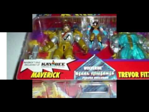 Video Xmen Special Metallic Edition Maverick now online at YouTube