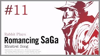 "Romancing SaGa: Minstrel Song Playthrough Part 11 ~ ""Loban and Bruelle"""