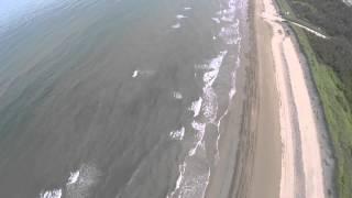 空撮 / 千里浜なぎさドライブウェイ