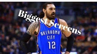 Video NBA biggest Screens/ HOF Brick Wall MP3, 3GP, MP4, WEBM, AVI, FLV Maret 2018
