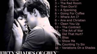 Danny Elfman - Fifty Shades of Grey Soundtrack Album