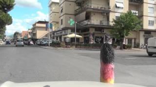 Guidonia Italy  city photos : Bivi di Guidonia Tivoli Terme Villalba SS5 Italy Italien 17.10.2015