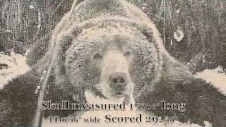 Video KODIAK BEAR HUNT 1951 WORLD RECORD MP3, 3GP, MP4, WEBM, AVI, FLV September 2017