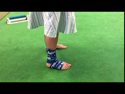 voodoo ankle with movement