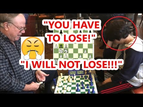 Carlini Doesn't Want You To Watch Him Vs. 12 Year Old! Serkan The Shark Vs. The Great Carlini