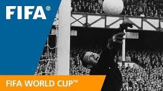 WM 1962: Lev Jaschin – Startormann aus dem Osten