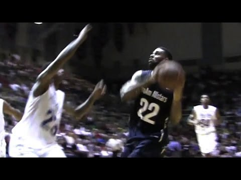 Gary Forbes 2011 Lockout Highlights - Philly