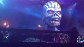 Iron Maiden live in Luzern. Allmend Rockt.