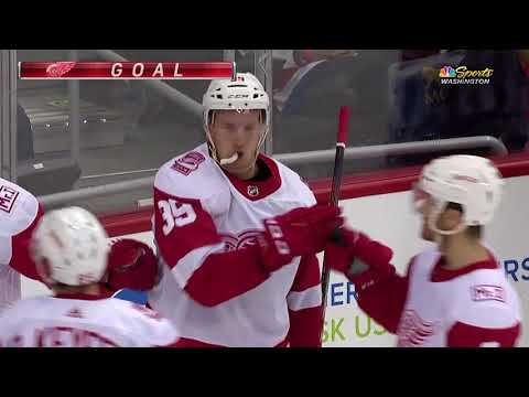 Video: Detroit Red Wings vs Washington Capitals | NHL | Feb-11-2018 | 16:00 EST