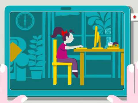 Ինչպես ճիշտ նստել համակարգչի առջև-Armblog.net (видео)