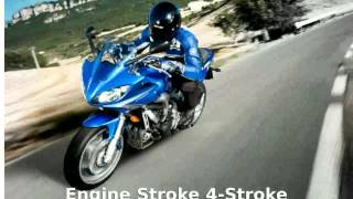 2. 2009 Yamaha FZ 6 - Specs, Info