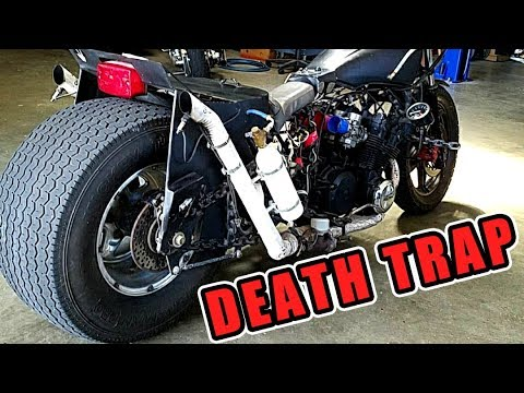 It Came From Craigslist! - Terrible Motorcycle Listings Cleveland, Ohio