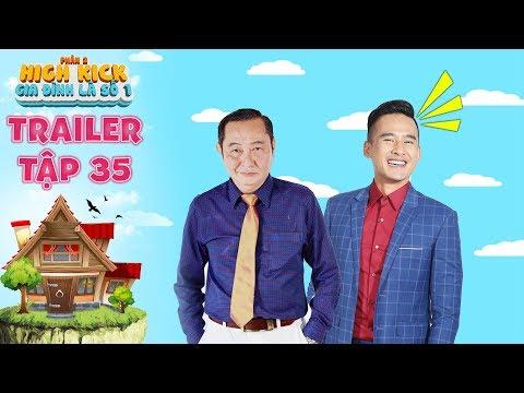 Gia đình là số 1 Phần 2 | trailer tập 35: Minh Ngọc hớn hở hãnh diện vì lần đầu lập công với ba vợ - Thời lượng: 49 giây.