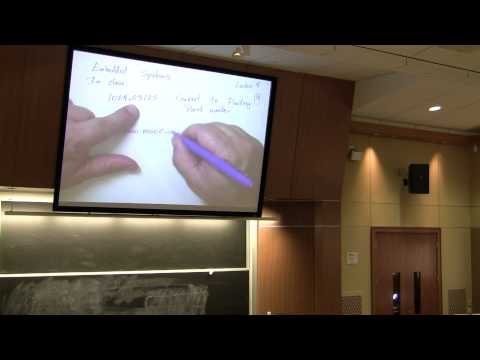 Embedded Systems Course (V2) - Lecture 8: Organization & Architecture of the Renesas RX62N - Part 2
