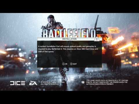 comment installer bf4
