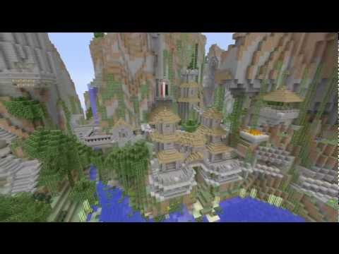 Minecraft Xbox Best Map Download Ever !