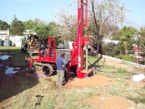 venta perforadora pozo agua argentina: