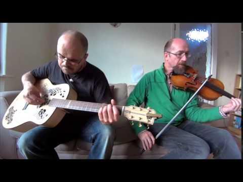 The Hittites: Ffarwel i Aberystwyth/Morfa'r Frenhines (Carolan guitar) (видео)