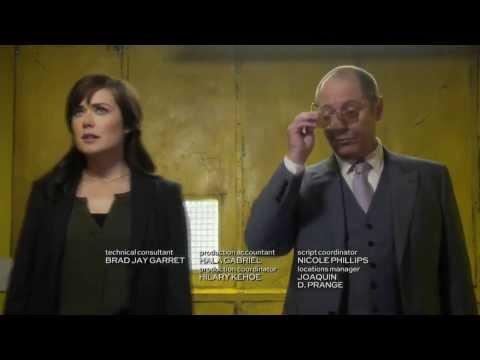 The Blacklist 1x07 Promo 'Frederick Barnes' (HD)