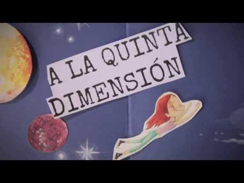 Chenoa - Quinta Dimensión (Lyric Video)