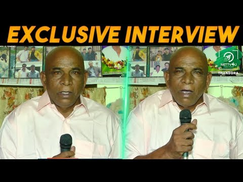 Exclusive Interview With Vengal Rao Film Actor